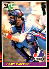 1985 Leaf/Donruss #241 Gary Carter