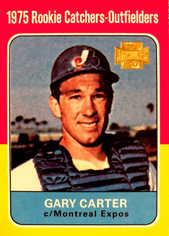 2001 Topps Archives #74 Gary Carter 75