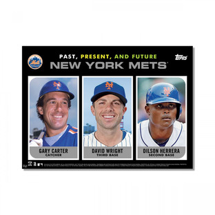 2015 Topps Past, Present, and Future Silver