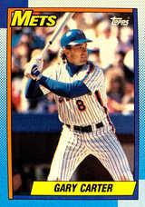 1990 Topps #790 Gary Carter
