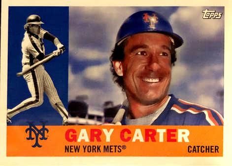 2017 Topps Archives #61 Gary Carter