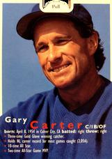 1995 Stouffer Pop-ups #2 Gary Carter