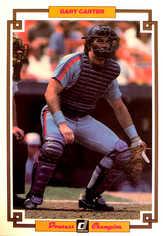 1984 Donruss Champions #58 Gary Carter