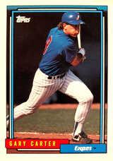 1992 Topps Traded #22T Gary Carter
