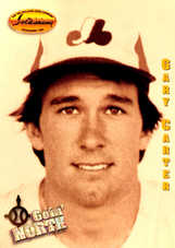 1994 Ted Williams #136 Gary Carter