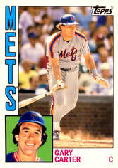 2012 Topps Archives #194 Gary Carter