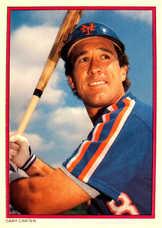 1988 Topps Glossy Send-Ins #7 Gary Carter