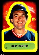 2016 Topps MLB Star Wars Tribute Gold 5X7 #13 Gary Carter/10