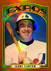 2013 Topps Archives Gold #2 Gary Carter/199