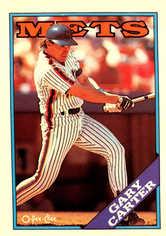 1988 O-Pee-Chee #157 Gary Carter