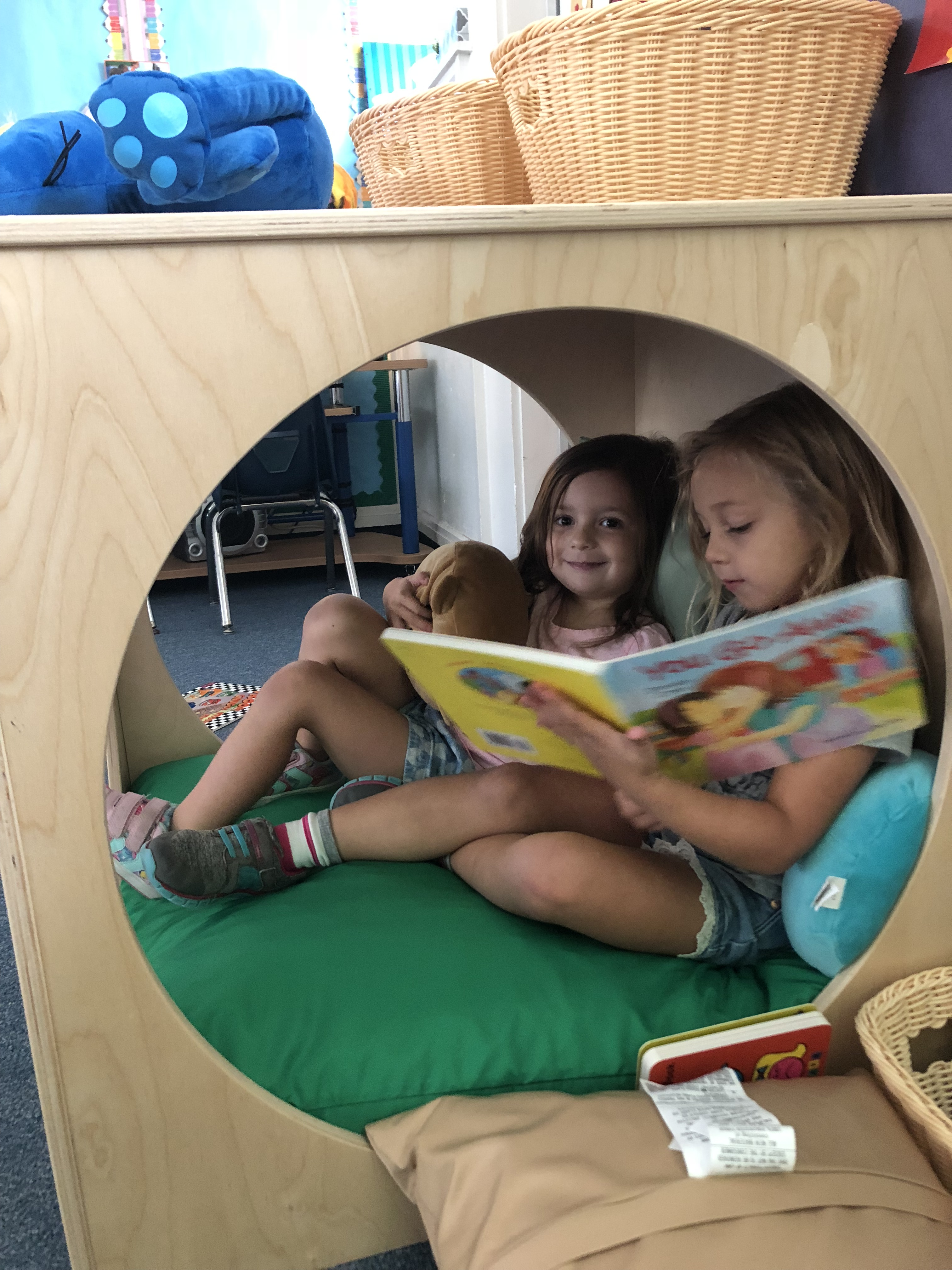 Tiny Tartan Preschool Reading