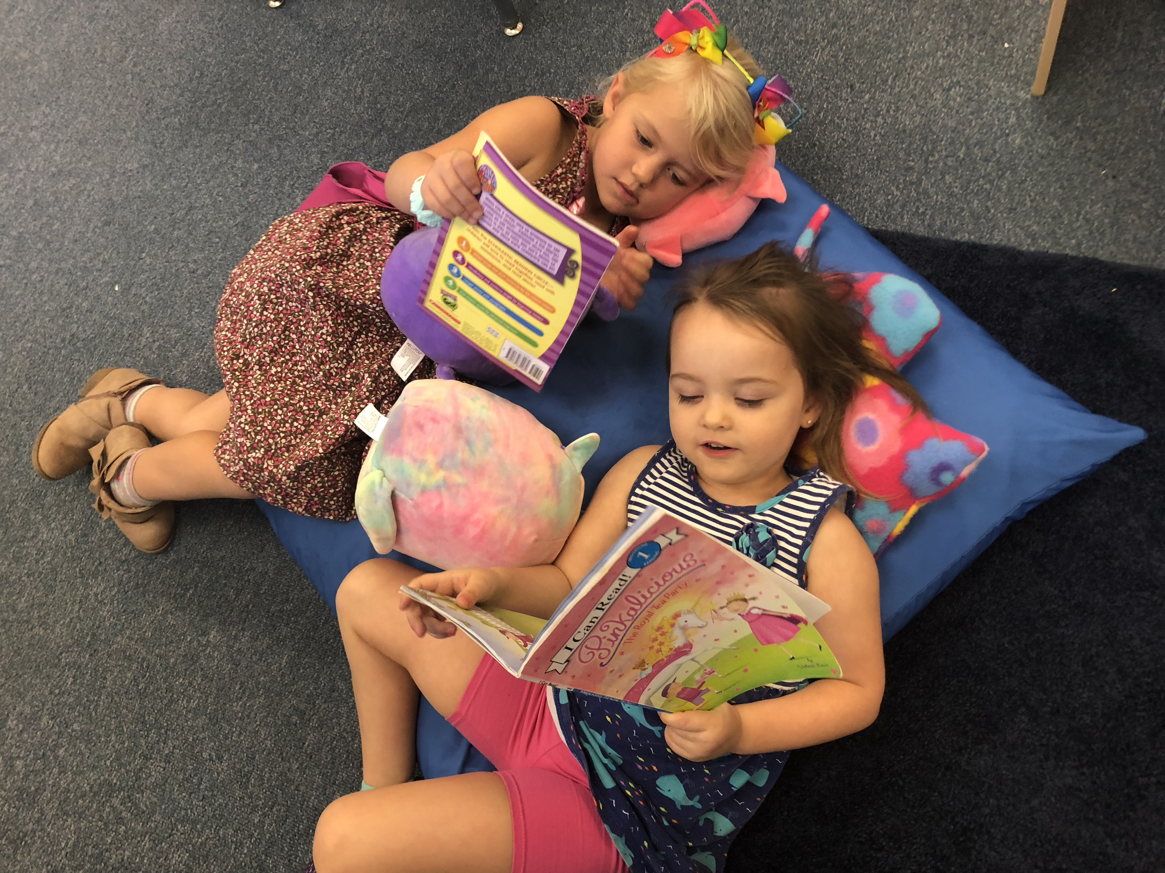 Tiny Tartans Preschool Reading