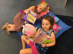 Tiny Tartans Preschool Reading