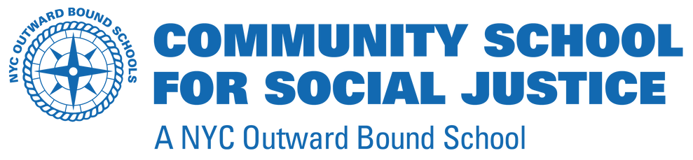Community School for Social Justice Banner