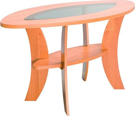 Холна маса Крис със стъкло