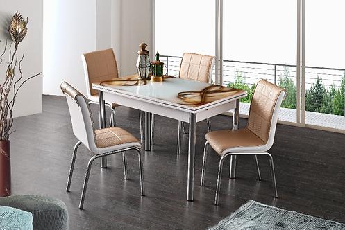 Комплект маса със столове Берк