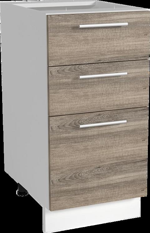 Кухненски шкаф Секвоя 2+1