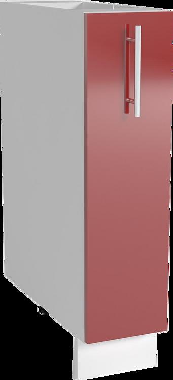 Tracy H15 с карго червен гланц
