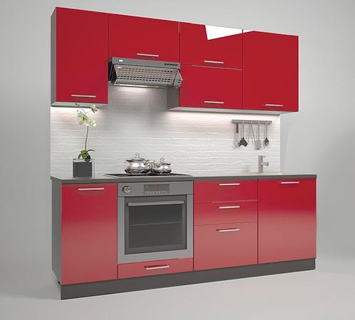Комплект кухня TRACY 220