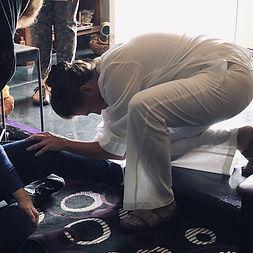 Tina kneeling and healing.jpg