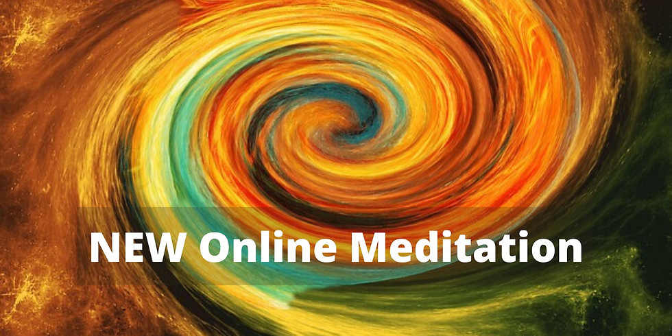 ONLINE - Ancient Gold Light Healing™ Meditation