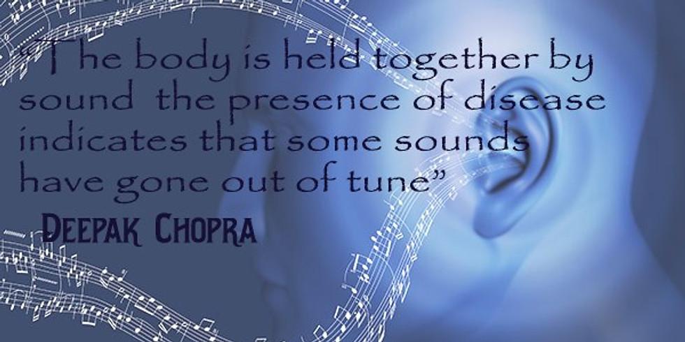 Spiritual Pathfinders - Topic: Sound Healing - Speaker: Tina Escoto