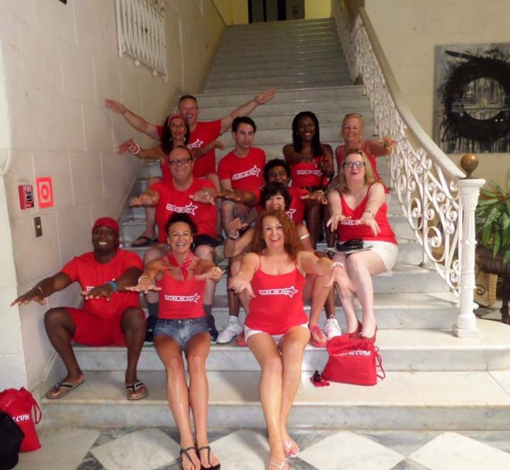 Salsa de Cuba group Havana June 2015
