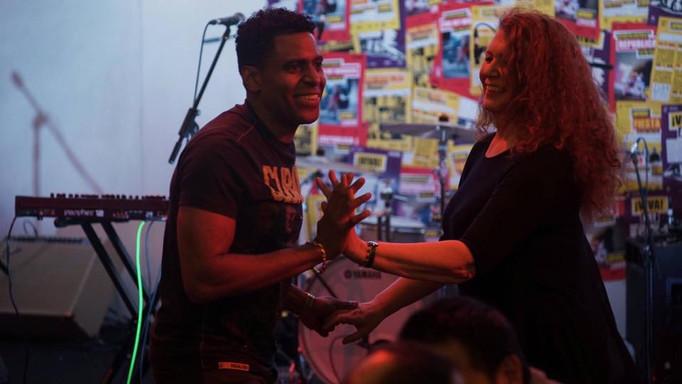 Juan & Susan at Viva! Festival 2017