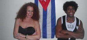 Juan Munoz & Susan Milner, Salsa de Cuba
