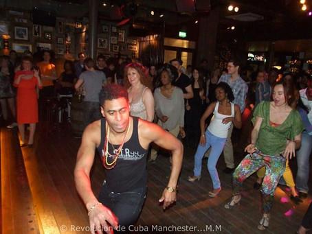 Salsa de Cuba at Revolucion de Cuba Manchester