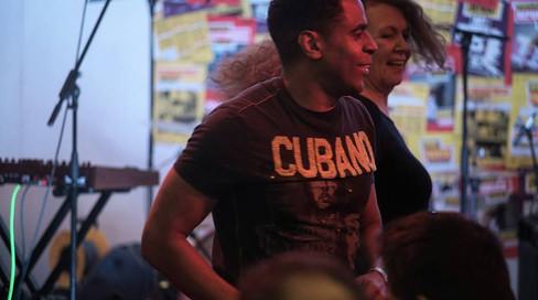 At Viva! Festival ~ Juan & Susan