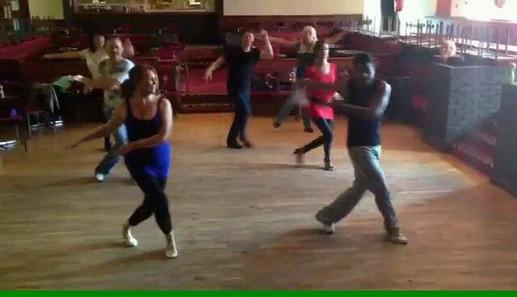 Salsa class Oldham