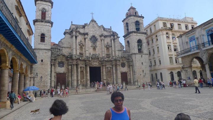 Cathedral Square June 2015