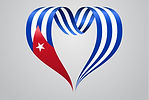 cuban-flag-heart-shaped-ribbon-vector-18