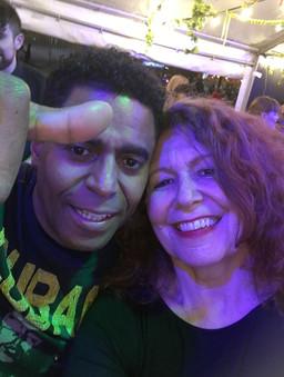 Juan & Susan ~ Salsa de Cuba