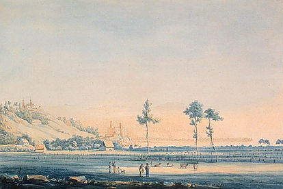 George_Heriot_-_West_View_of_Château-Ric