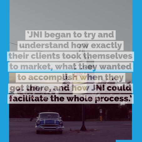 The history of one of branded merchandising's biggest names: Jack Nadel International