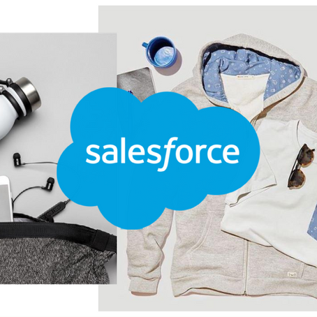 Salesforce SWAG: How we deliver effective global promotional campaigns to all our clients?
