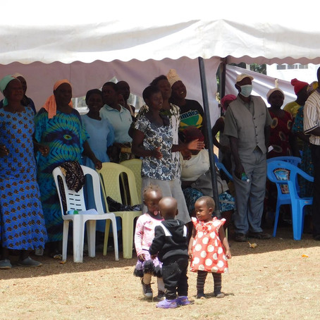 'Life-changing': Kenya farming project funded by JNI family