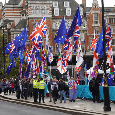 Branded merchandise UK: Brexit! How it has affected our operations and what we are doing about it