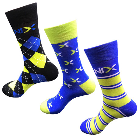 Nutanix's new range of socks, and some well-deserved recognition