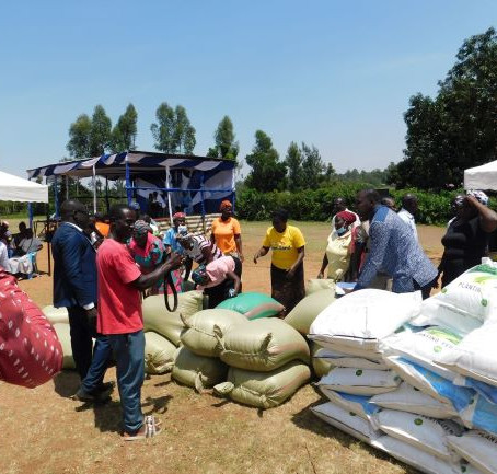 Amazing results from JNI-sponsored farming project in Africa