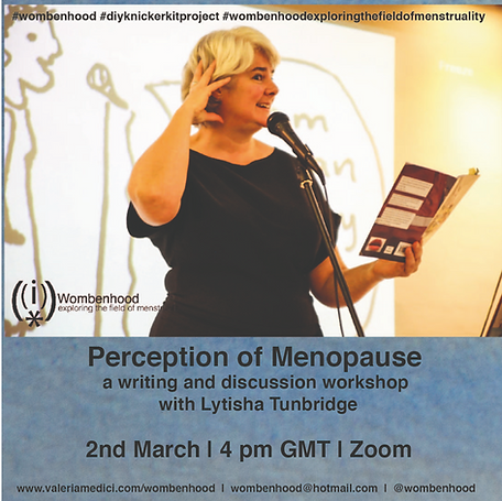 Perception of menopause_a writing and di