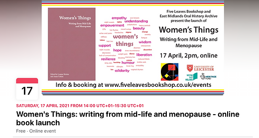 Women's Things_ writing from mid-life an