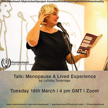16th March_Menopause_A_Lived_Experience_