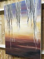 pintura semi-abstrata