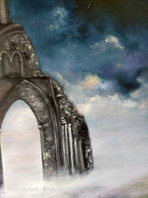 ruins abbey details