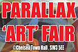 Parallax art fair, chelsea town hall, chelsea London