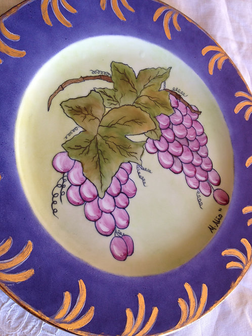 Grapes Bone Fine China