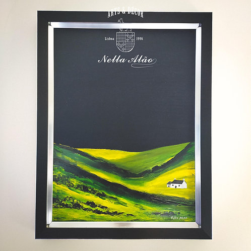 Silent Valley - with frame